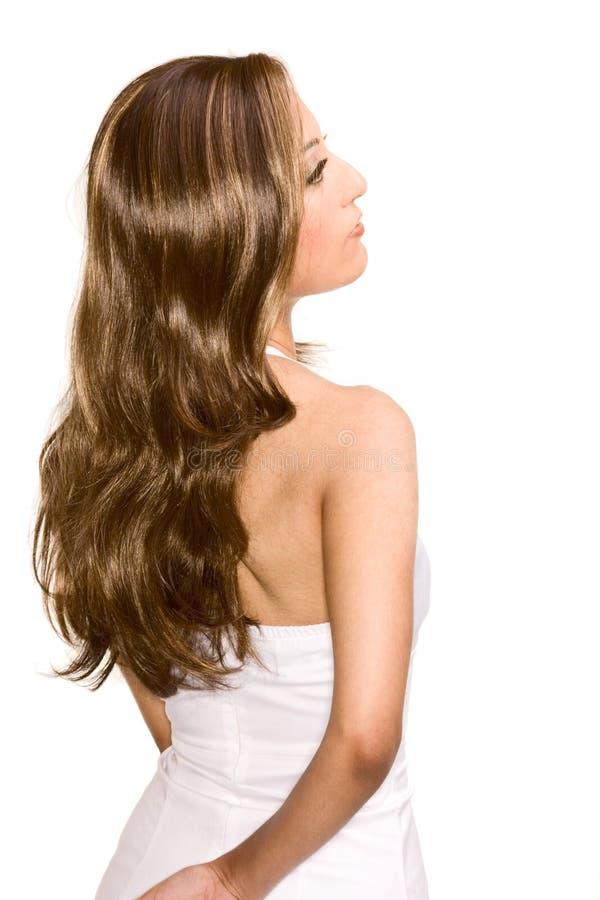 Download Young Egyptian Arabian Woman Wearing Wig Stock Photo - Image: 5956140