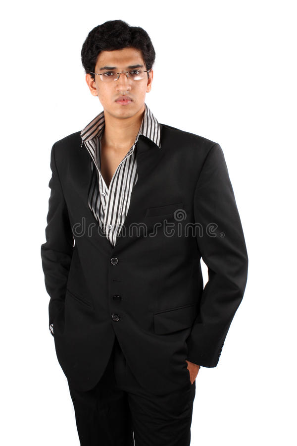 Download Young Entrepreneur stock photo. Image of males, businessman - 19325012