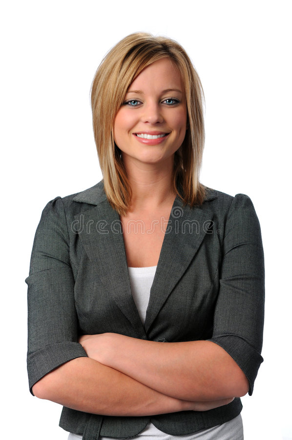 Young Excecutive royalty free stock photography