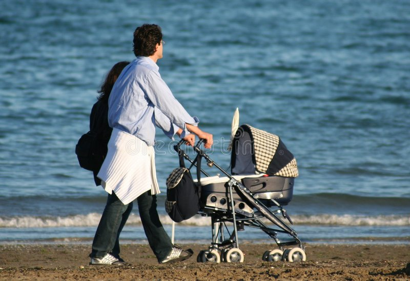 Download Young  Family Stock Photo - Image: 1242590