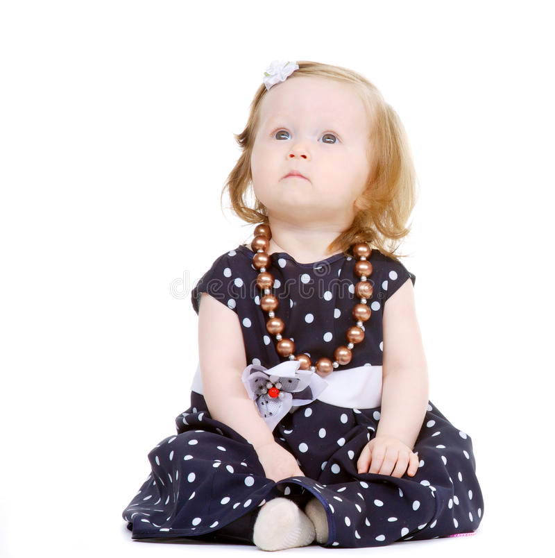Download Young Fashion-conscious Girl Stock Photo - Image: 19528194