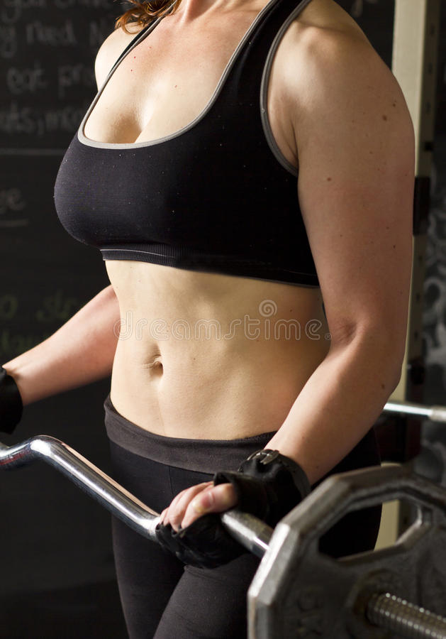 Download Woman Exercise Clothing Weight Stock Photo - Image: 29928666