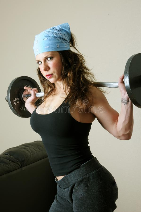 Download Young female fitness stock image. Image of active, diet - 17514875