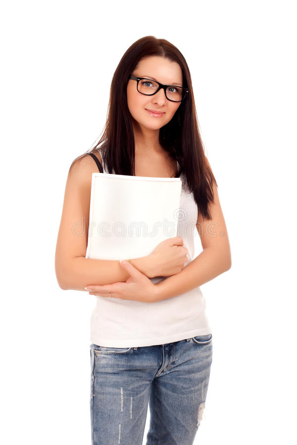 Young Female Student Royalty Free Stock Image