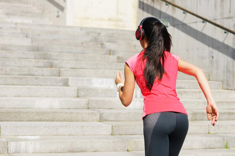 Image result for fit woman Running onthe stairs for fitness