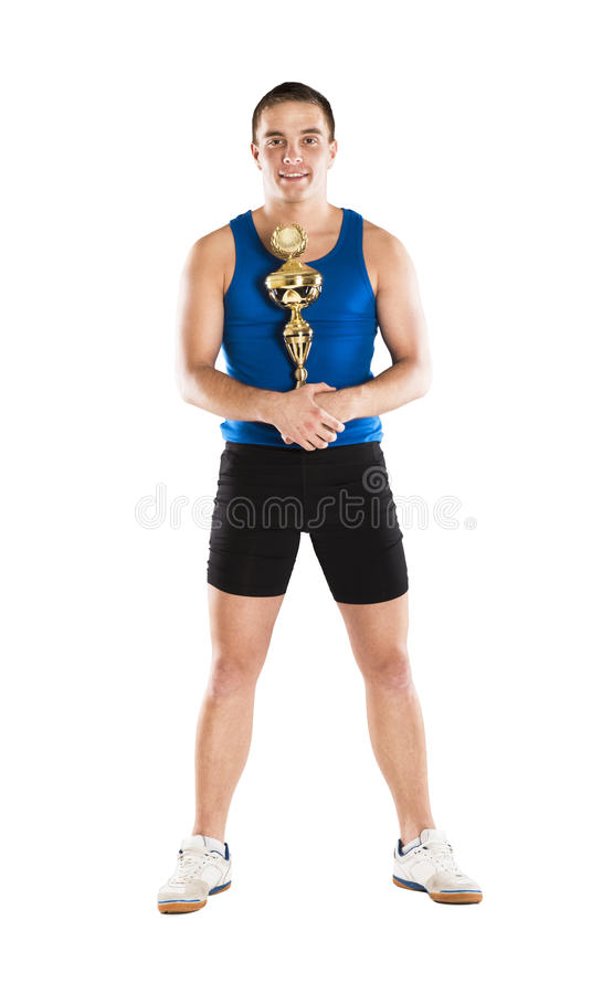 Download Fitness portrait stock image. Image of reward, model - 29798339