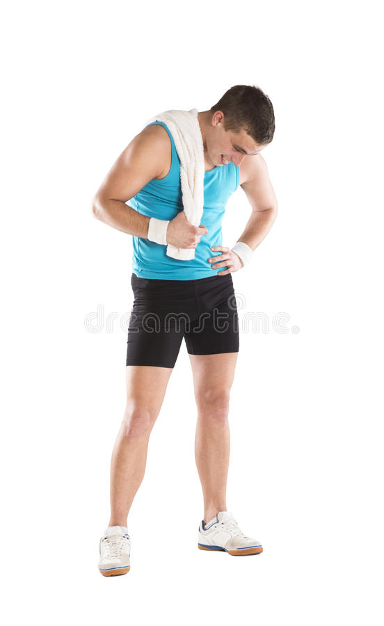 Download Fitness portrait stock image. Image of beauty, athletic - 29798565
