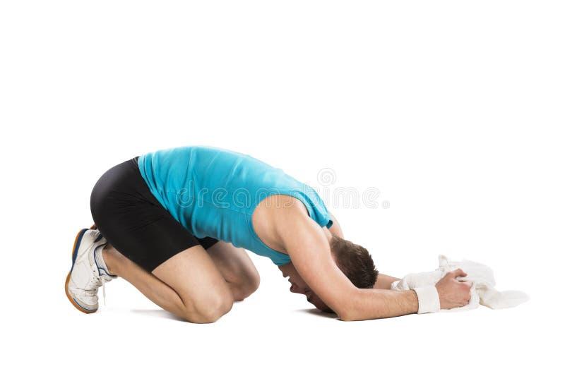 Download Fitness portrait stock photo. Image of stretch, portrait - 29799814