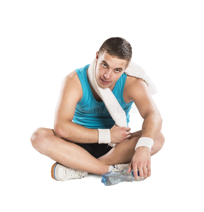 Download Fitness portrait stock image. Image of person, male, beauty - 29799823