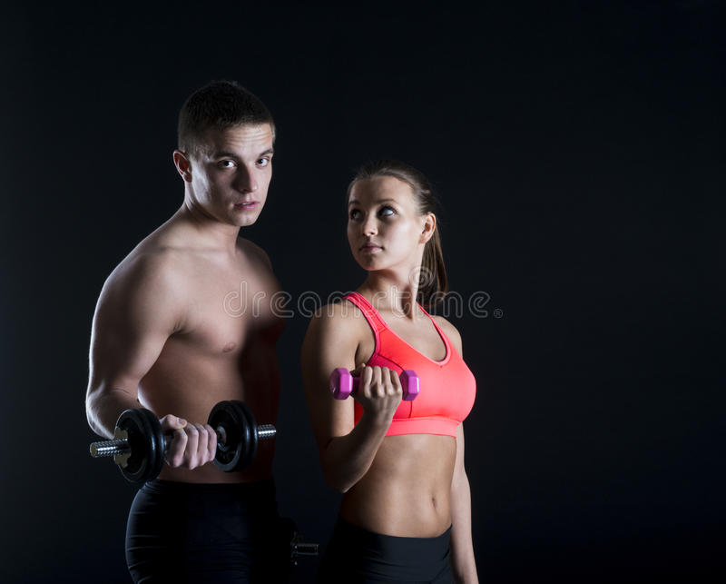 Download Fitness portrait stock photo. Image of muscular, caucasian - 29799662