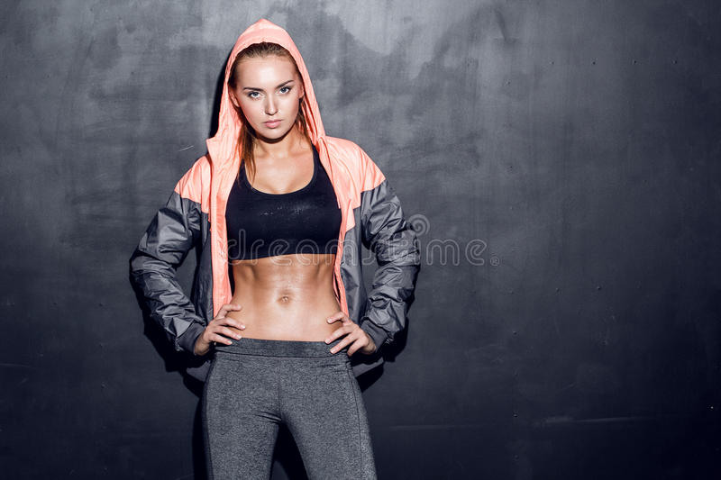 Download Young fitness woman stock image. Image of lifestyle, healthy - 40723927