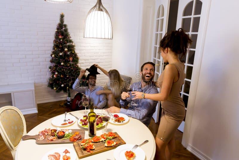 Ariel Celebrates Christmas With Friend Cambro 1