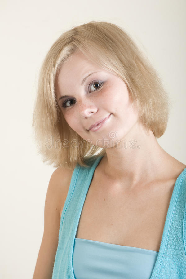 Download Young girl stock image. Image of girl, hair, female, care - 10405613