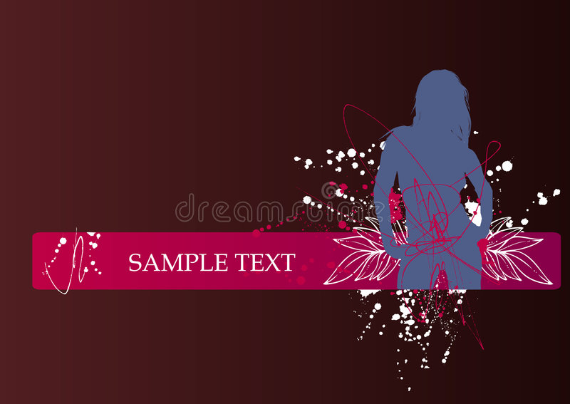 Download Young girl stock vector. Image of fashion, nightclub, diamond - 2781529
