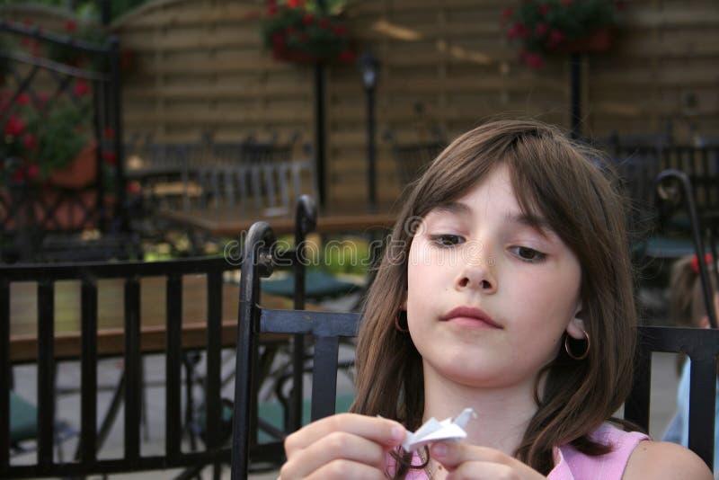 Young girl royalty free stock photos
