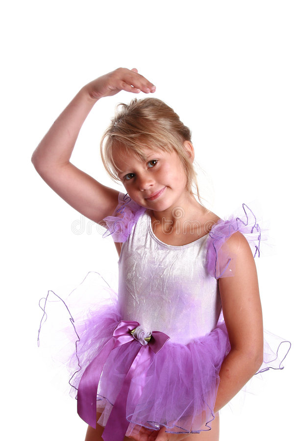 Download Young Girl Ballerina Royalty Free Stock Photos - Image: 2732128