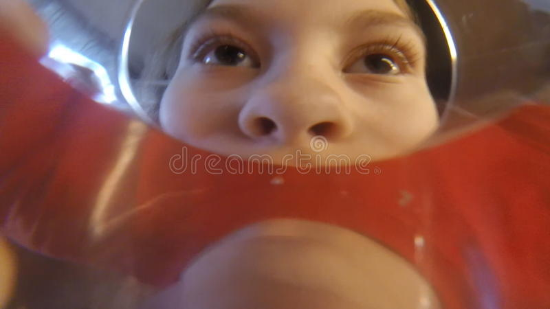 Young Girl Open Mouth Pov