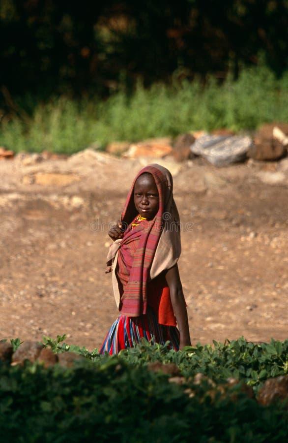 Download A Young Girl, Karamoja, Uganda Editorial Image - Image: 25774160