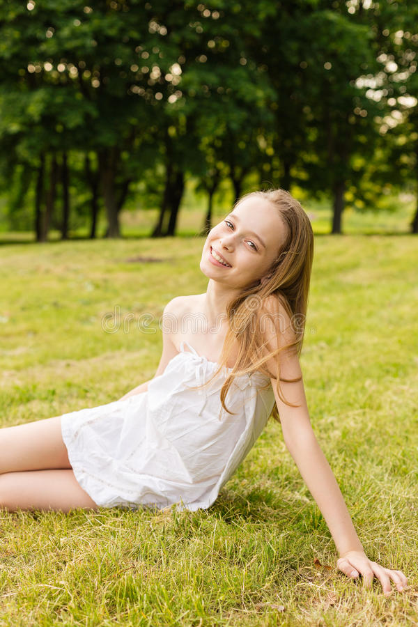 Young girl royalty free stock images
