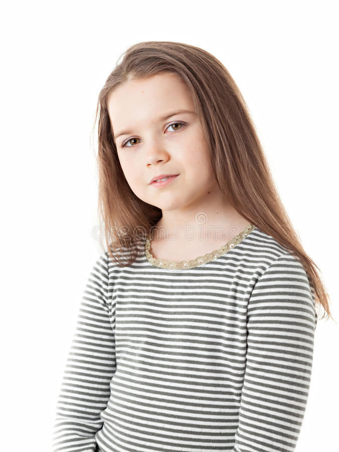 Download Young Girl stock photo. Image of charming, long, female - 37676924