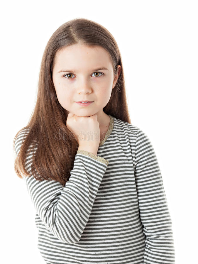 Download Young Girl stock image. Image of long, charming, caucasian - 37676947