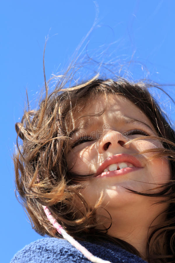 Download Young girl portrait stock photo. Image of children, daylight - 29867748