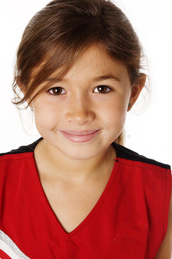 Free Young Girl With Pretty Smile Royalty Free Stock Images - 11549699