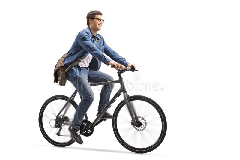 young guy riding a bicycle stock photo image of healthy 114209630