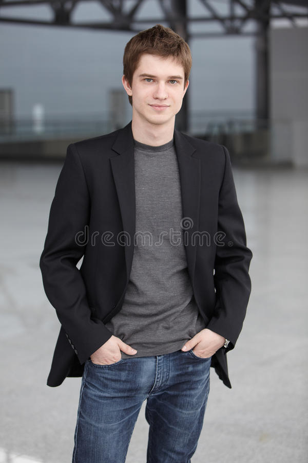 Free Young Handsome Caucasian Man Stock Images - 14235694