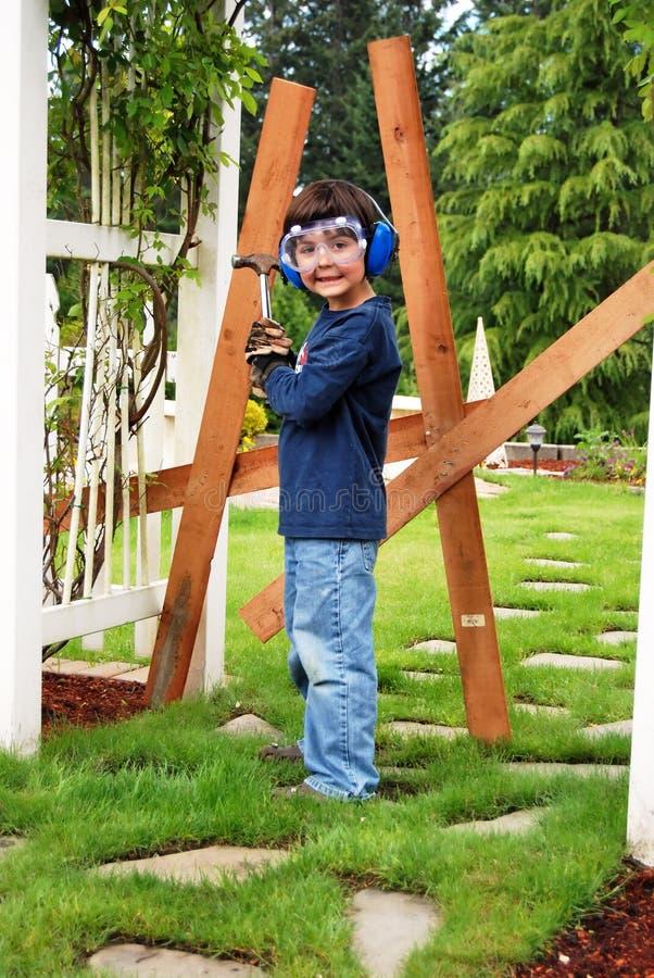 Free Young Handyman Stock Image - 5354461