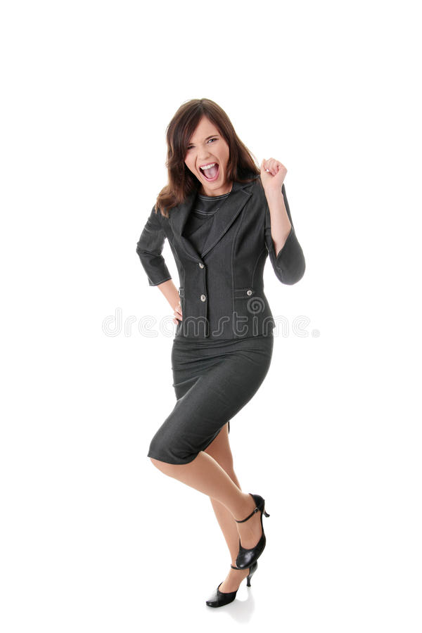 Download Young Happy Businesswoman Stock Images - Image: 16627304
