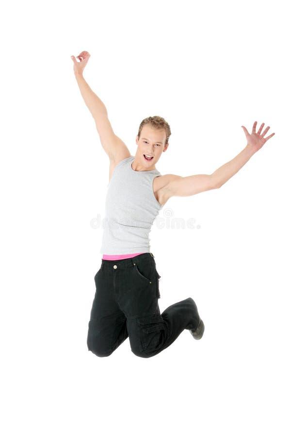 Free Young Happy Caucasian Man Stock Photos - 17186323