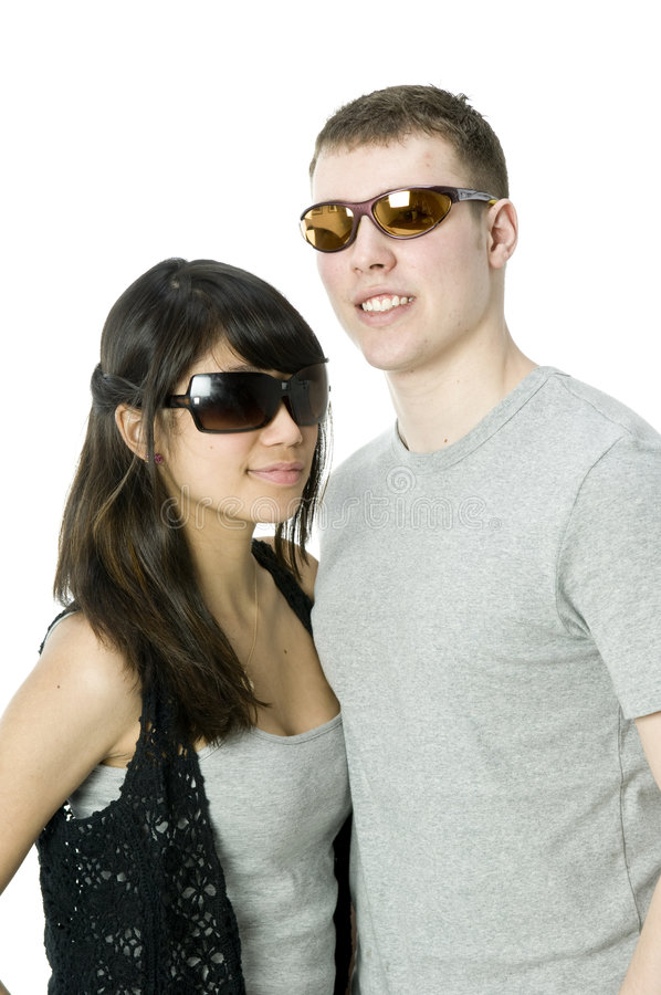 Free Young Happy Couple Stock Image - 4678961