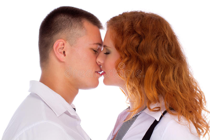 Download Young happy couple in love stock image. Image of lovers - 27343325