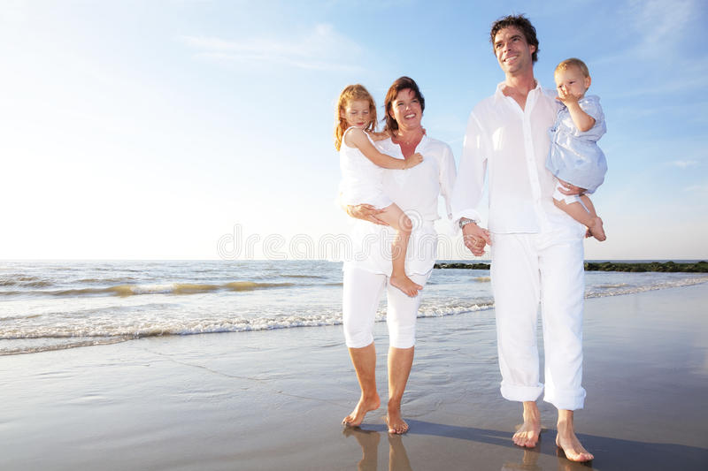 Download Young happy family stock image. Image of playing, holiday - 10650167