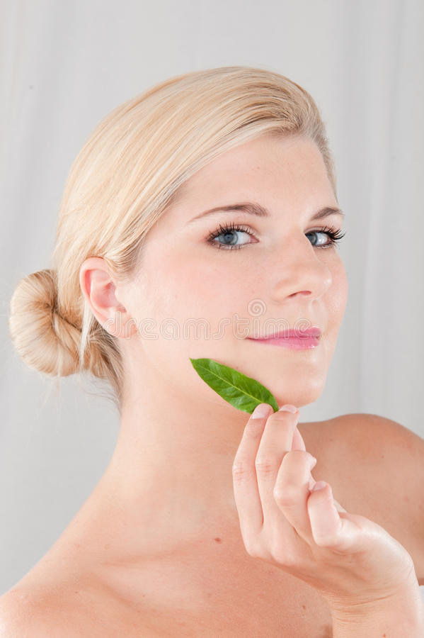 Download Young Healthy Woman With Pure Skin Stock Photo - Image: 11853838