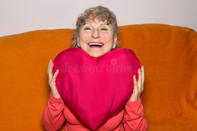 Young at heart royalty free stock images