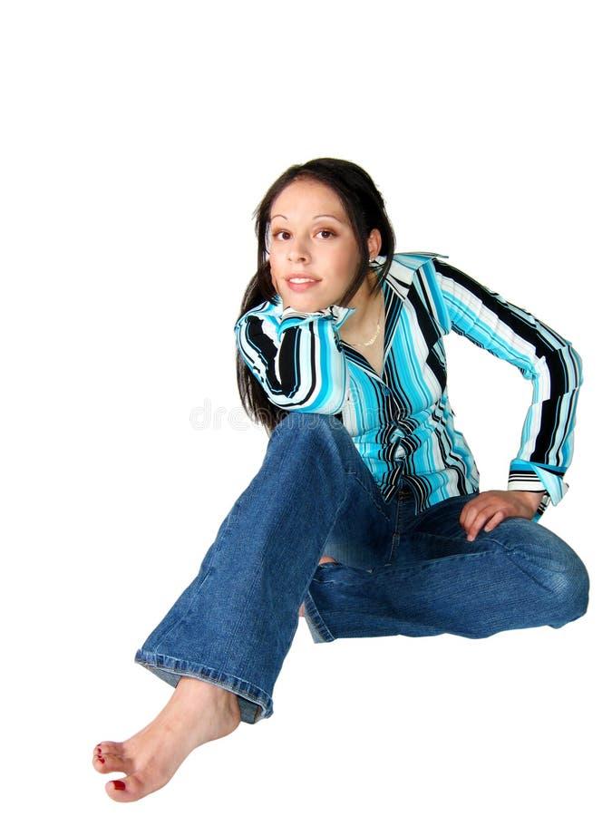 Download Young Hispanic Woman stock photo. Image of latina, diversity - 747444