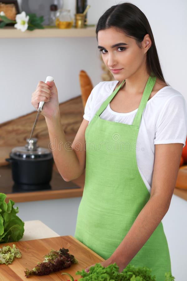 hot young housewife