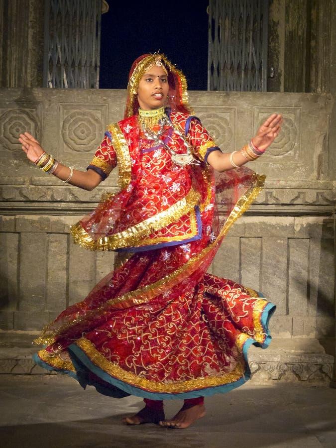 Young Indian woman dancing.. stock photos