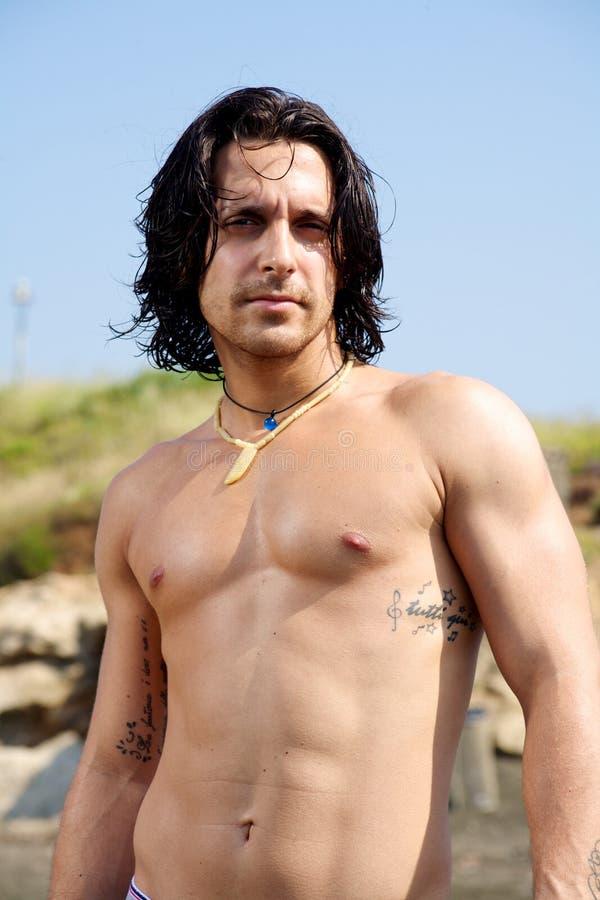 male models nude italian