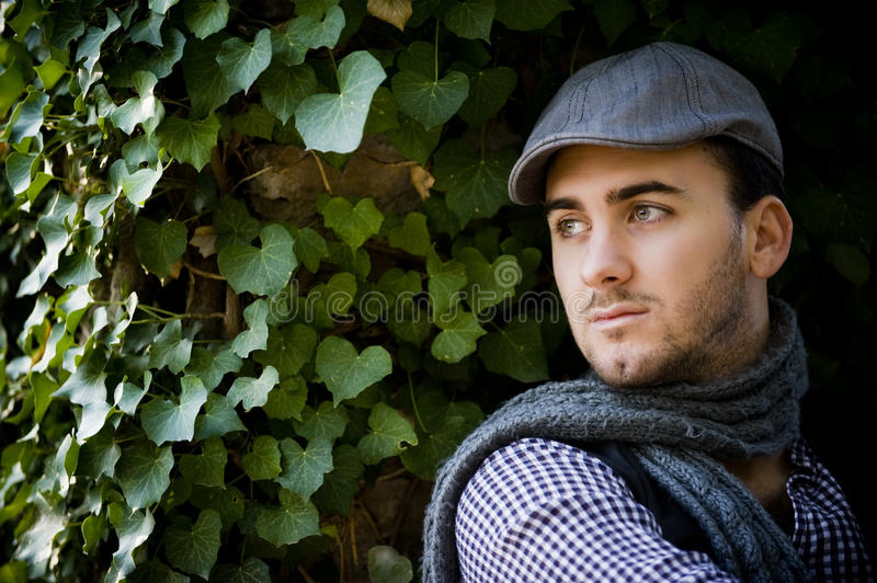 Young italian man stock images