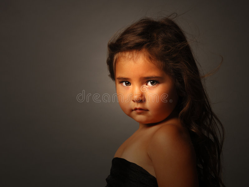 Download Young Lady stock image. Image of happy, expression, cute - 3200135