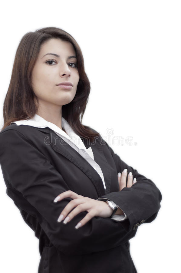 Download Young Lady Looking At The Camera Stock Photos - Image: 22177673