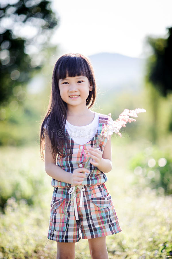 Asian girl model young