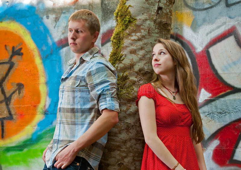 Download Young Love Royalty Free Stock Photo - Image: 24762375