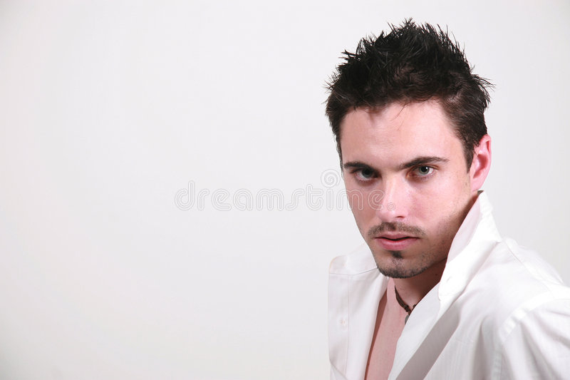 Download Young Male - Jon stock image. Image of relaxed, comfortable - 2600073