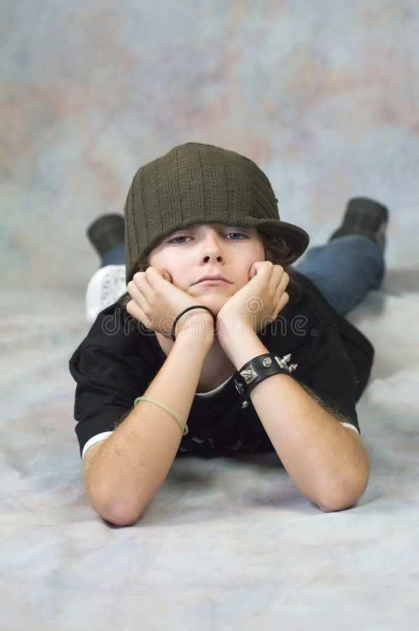 Download Young Male Model With An Attitude Stock Photo - Image: 1413854