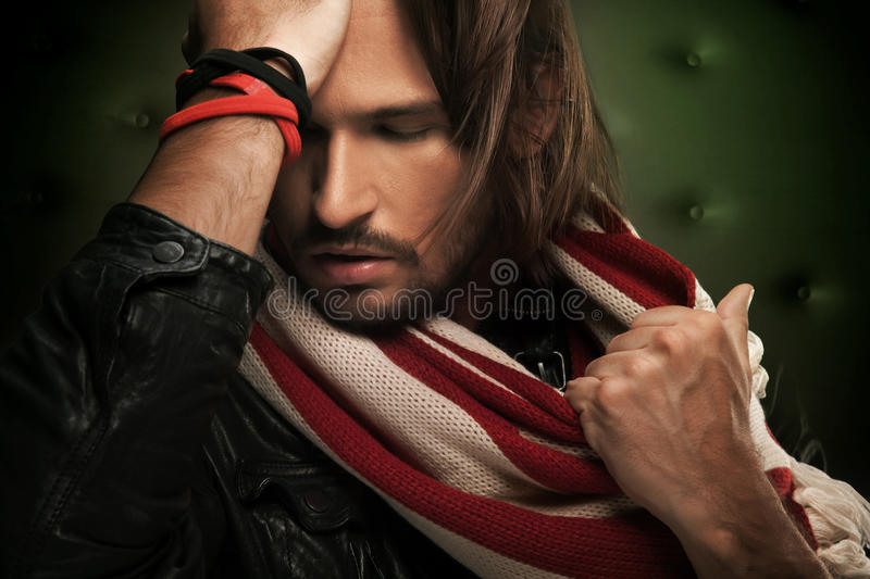 Download Young man stock photo. Image of adult, eyes, attractive - 16898992
