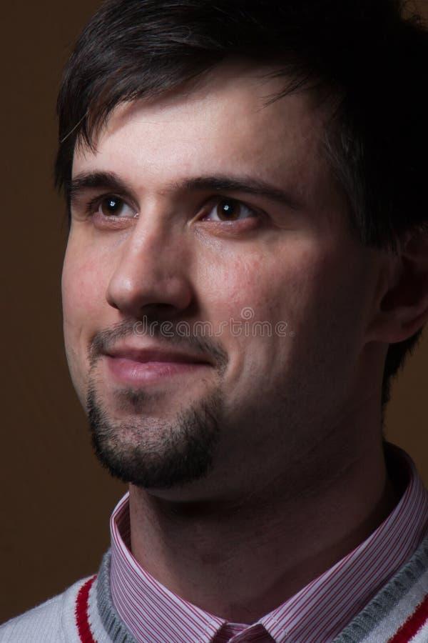 Young Man With Beard Royalty Free Stock Photos